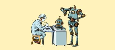 Vignette Différencier Automatisation et contrôle & Systèmes ordinés