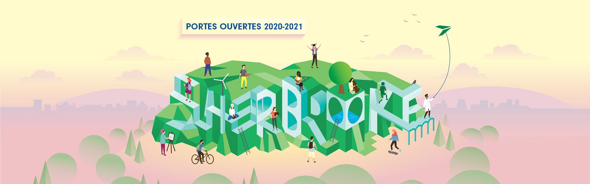 Portes ouvertes 2020-2021 au Cégep de Sherbrooke