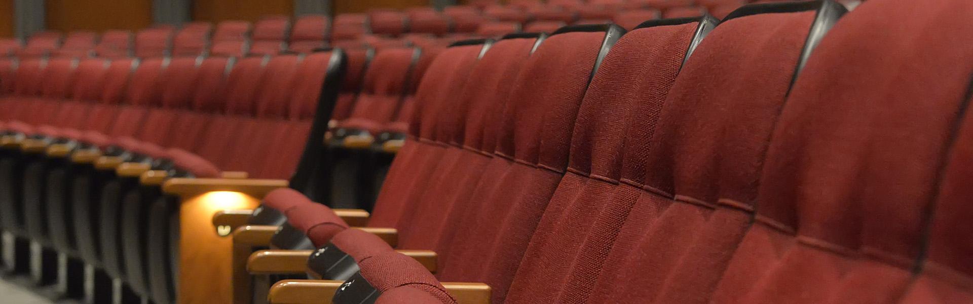 Sièges confort avec 4 grandeurs de sièges (normal, moyen, grand et très grand) et 6 places pour mobilité réduite.
