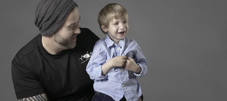 On peut travailler avec différentes clientèles, dont les enfants présentant des besoins particuliers