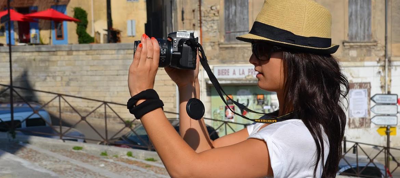 Parmi les projets d'intégration, plusieurs étudiants choisissent de réaliser un reportage photo.