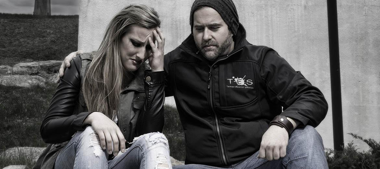 Plusieurs notions sont abordées pour accompagner une personne en détresse.
