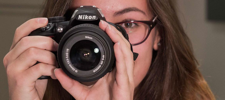 Toutes les techniques photos seront apprises lors du cours en Production photo.