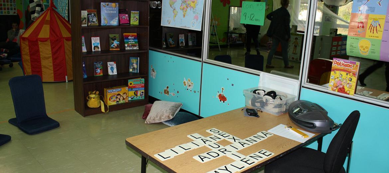 Une activité de lecture pour les enfants de 9 à 12 ans