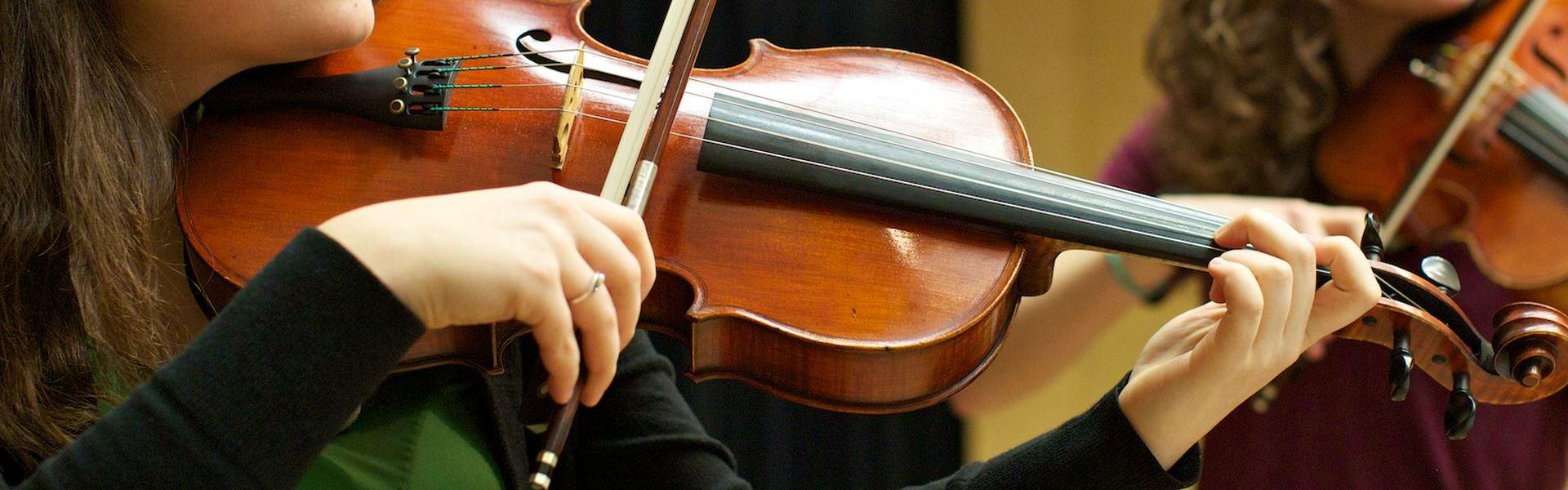 Différents styles musicaux s'offrent à vous en plus d'une solide formation de base.